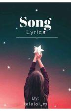 Song Lyrics by lalalai_m