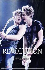 Revolution || Lashton AU - boyxboy by wafflelashton