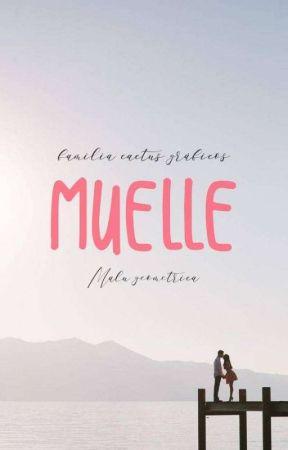 Muelle by MaluGeometrica