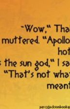 AWESOME Percy Jackson Quotes by GreyEyeAnnabeth