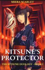 Kitsune's Protector by MieraScarlet