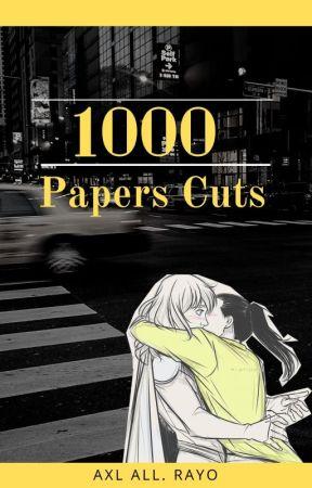 1000 Paper Cut (Camren Adaptación)  by AlissonRayo