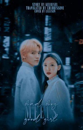 NCT Taeyong | Bad Boy Meets Good Girl [RO] by chlorisseve