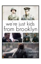 We're Just Kids From Brooklyn - Stucky Fan Fiction by 5secondsofsucc