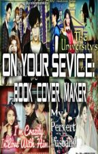ON YOUR SERVICE: book cover maker :)      [CLOSED] by LoveHasNoEnd
