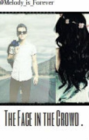 The Face in the Crowd. {Brendon Urie Fanfic}