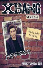 XBANG Series : Kieffer Sandoval by pinkyjhewelii