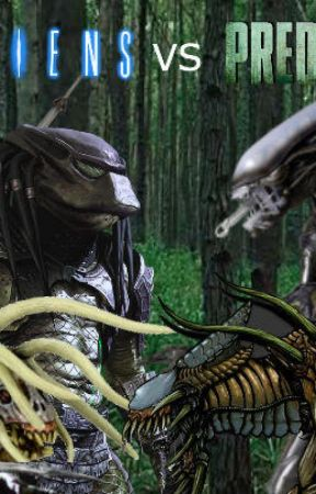 ALIENS VS  PREDATORS: TOTAL WAR - ITS TIME FOR THE BATTLE