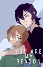 You are my reason  by Roxy2460