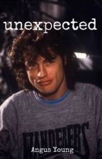 Unexpected - Angus Young  by nordicrunes