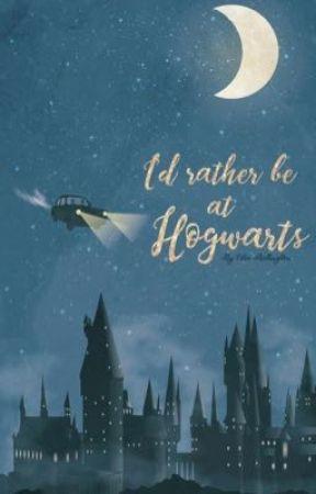 Harry Potter Fandom One Shots by lindsayyyycurtis