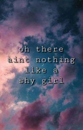 shy girl  max mills by qtmills