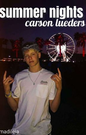 • summer nights • | carson lueders by Madileia