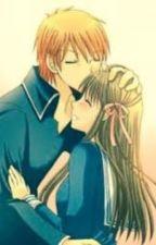 Kyo and Tohru <3 by JenniferJero