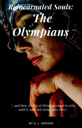 Reincarnated Souls: The Olympians by Scorpani3