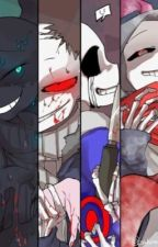 Undertale Bad Guys X reader + short stories by Alizzzabeth