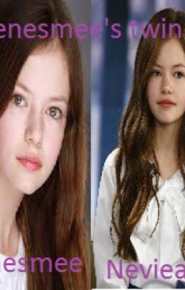 Renesmee's Twin: Nevieah Cullen