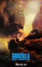 Godzilla: king of the monsters by Jurassicworldgamer