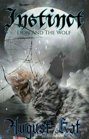 Instinct; Lion And The Wolf by KittyCatzy
