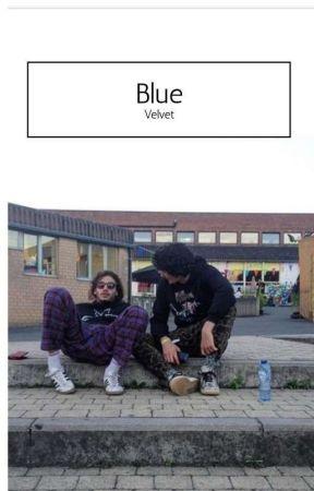 Blue Velvet by maelillis
