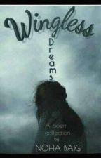 Wingless Dreams by cheshirelyevil