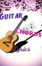 Guitar Chords w/ Lyrics by jeanpark_