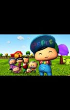 Caillou's Pepee by Samira_Ogan