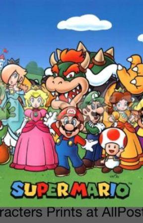 Ask Dare The Super Mario Characters Intro Wattpad