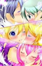 """Mi opinión sobre las """"parejas"""" de Vocaloid by Sofiiuwu123"""