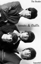 The Beatles Smuts and Fluffs by banenbill