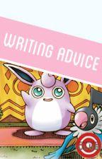 Writing Advice by GottaReadEmAllClub