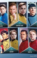 Stuck in Star Trek (tos)  by littleteddy05
