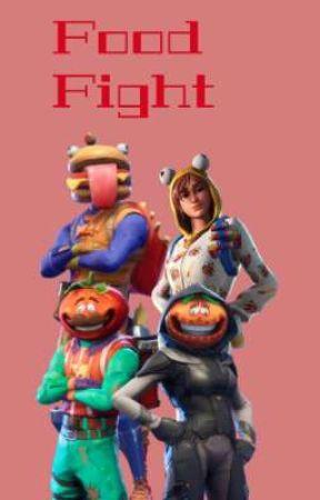 Food Fight - Tomato Gead × Nightshade vs Beef Boss × Onesie by Miarvicks