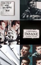 (on hold) Like My Brother? || Jerome Valeska Ff by cryingrainclouds
