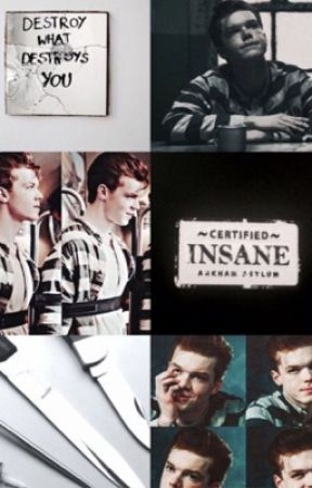 Like My Brother    Jerome Valeska Ff by cryingrainclouds