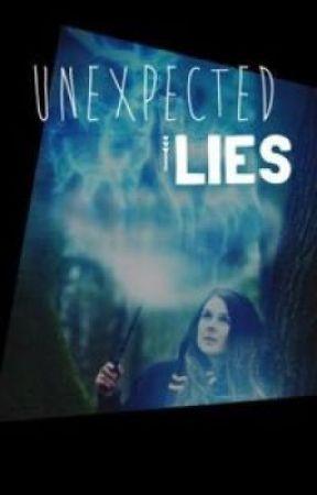 Unexpected Lies- Harry Potter// Bellatrix Fanfiction