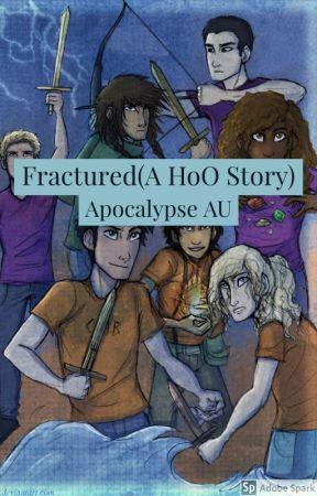 Fractured-HoO(Apocalypse AU) by CoryComit