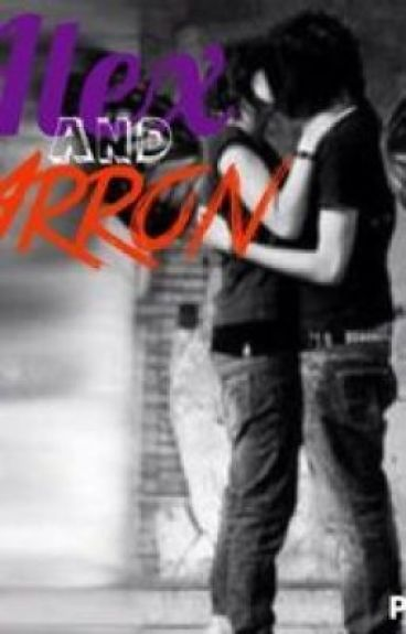 Alex and Arron ( an emo love story )