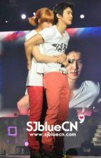 Super Junior Yaoi Story (Sichul, Wonteuk) by Kdramajunkie