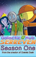 Galactic Hub Serreven by hpkomic