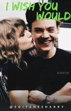 I Wish You Would // Instagram // Haylor by soitgoesharry
