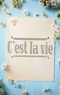 Đọc truyện [Fanfiction] C'est la vie