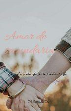 Amor de secundaria by valleria2606