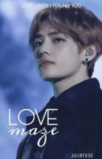 Love Maze~; Kim Taehyung  by Julibra36