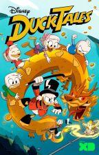 DuckTales Reader X: New friends in Duckburg by mIlkshake185