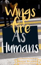 Wings of Fire as Humans! by _Maya_Brooksss_