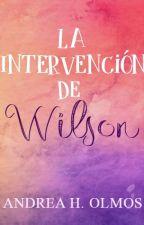 La Intervención de Wilson by andrewzombie