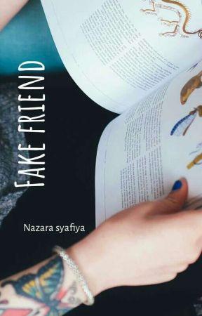 FAKE FRIENDS by Zaracecan