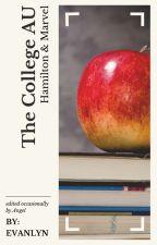 The College AU [Hamilton & Marvel fanfiction] by MarvelHamiltonStory