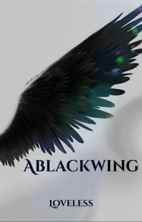 Ablackwing by lovelesslbh